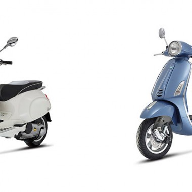 Νέες Vespa Primavera ABS και Vespa Sprint ABS